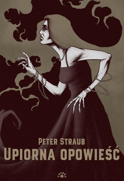 Upiorna opowieść - Peter Straub | okładka