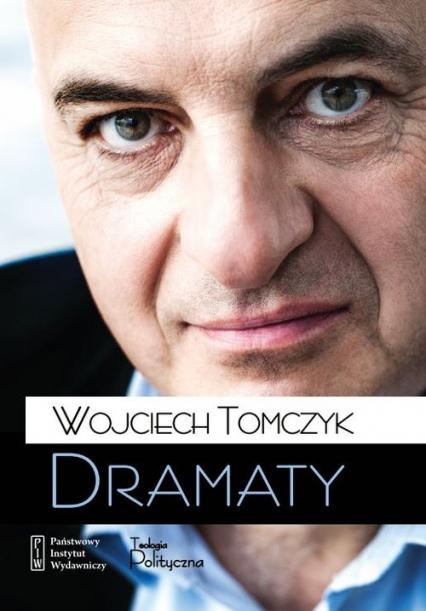 Dramaty - Wojciech Tomczyk | okładka