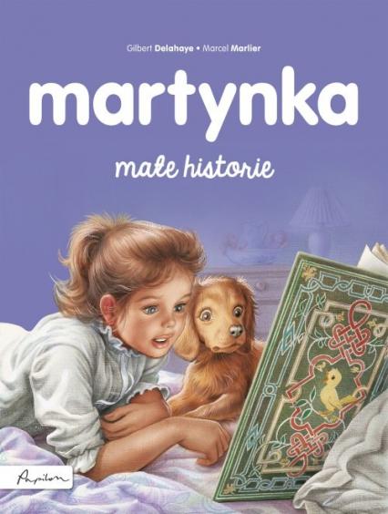 Martynka Małe historie - Gilbert Delahaye | okładka