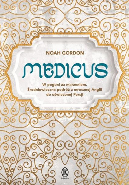 Medicus - Noah Gordon | okładka