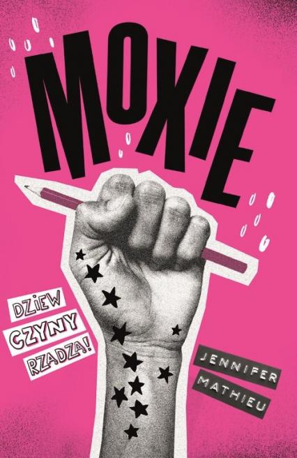 Moxie - Jennifer Mathieu | okładka