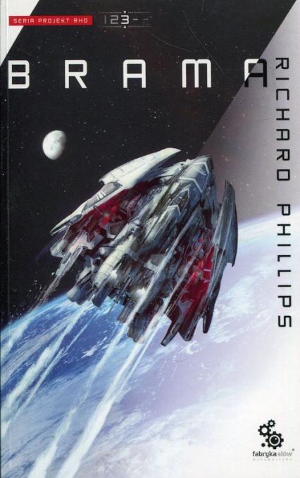 Projekt RHO Tom 3 Brama - Richard Phillips | okładka