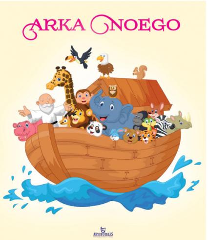 Arka Noego - Beata Jędrzyńska | okładka