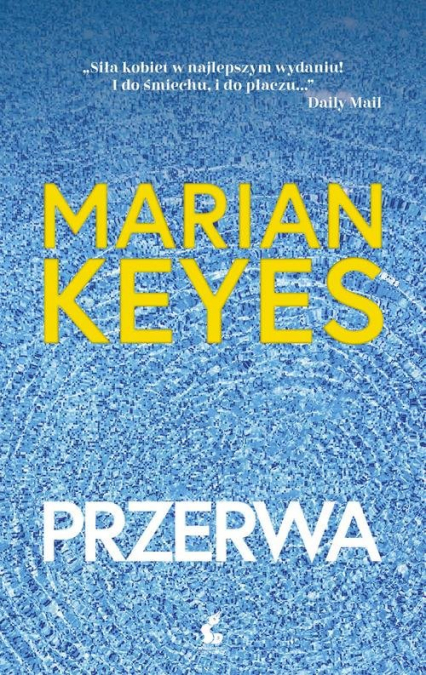 Przerwa - Marian Keyes | okładka
