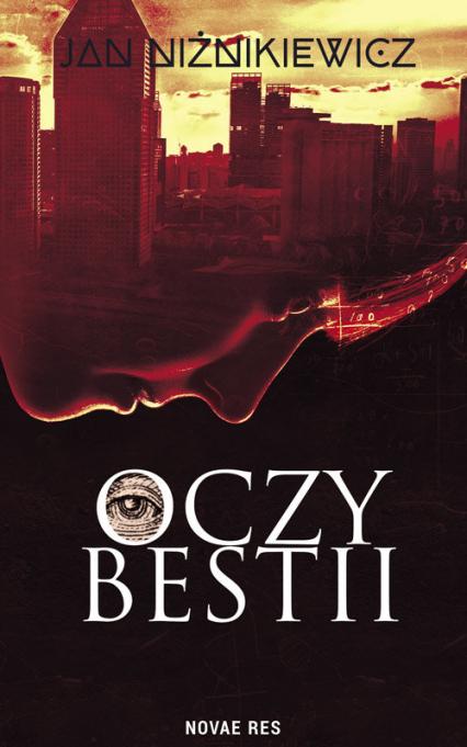 Oczy bestii - Jan Niżnikiewicz | okładka