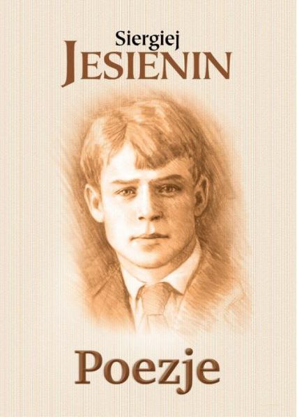 Poezje - Siergiej Jesienin | okładka