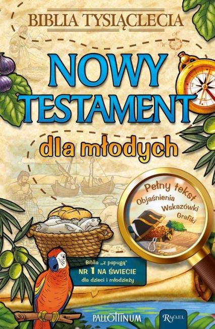 Nowy Testament dla młodych -  | okładka