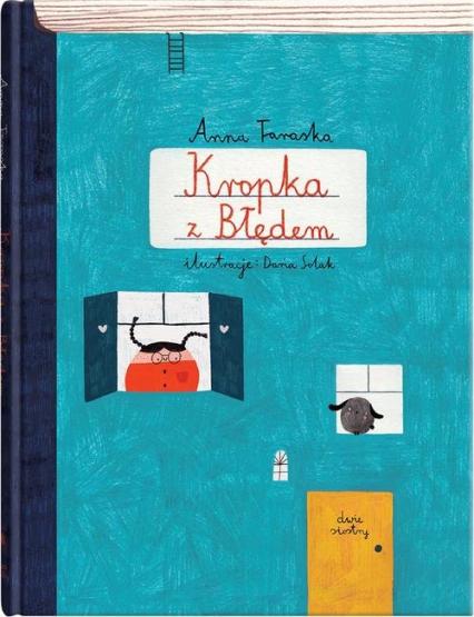 Kropka z Błędem - Anna Taraska | okładka