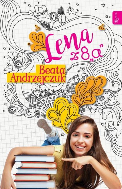 Lena. 2. Lena z 8 a - Beata Andrzejczuk | okładka