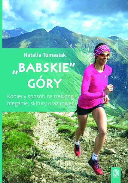 Babskie góry - Natalia Tomasiak   okładka
