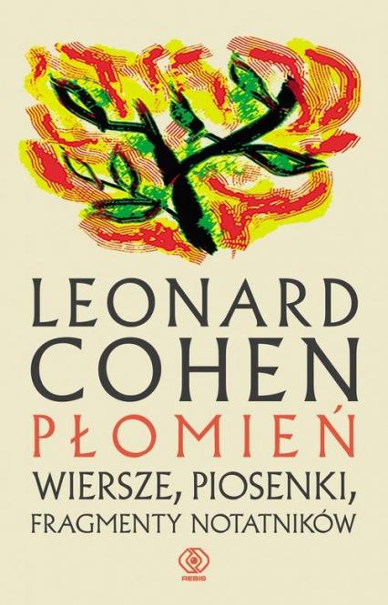Płomień - Leonard Cohen | okładka