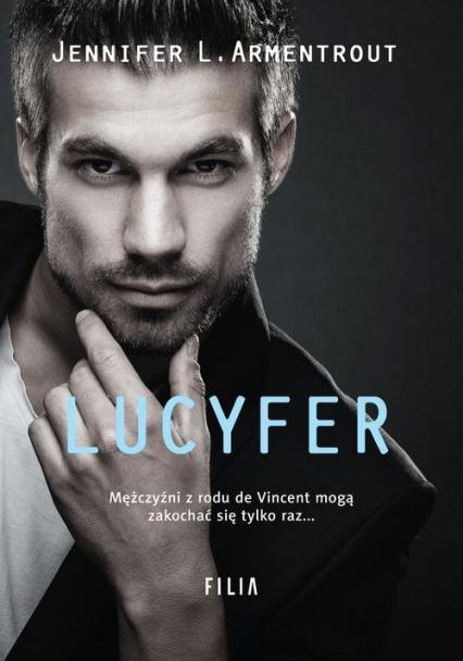 Lucyfer Moonlight Tom 1 - Armentrout Jennifer L. | okładka