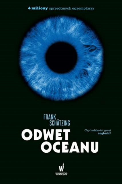 Odwet oceanu - Frank Schatzing   okładka