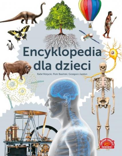 Encyklopedia dla dzieci - zbiorowa praca | okładka