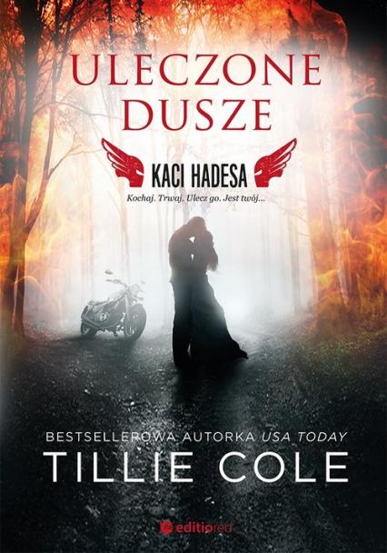 Uleczone dusze Kaci Hadesa - Tillie Cole | okładka