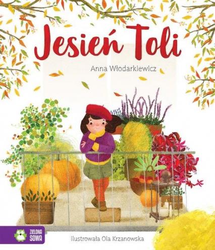 Tola Jesień Toli - Anna Włodarkiewicz | okładka