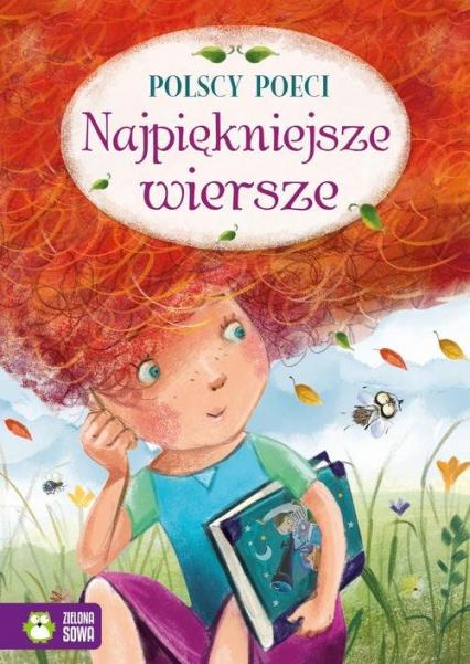 Polscy poeci Najpiękniejsze wiersze - Brzechwa Jan, Fredro Aleksander, Jachowicz St | okładka
