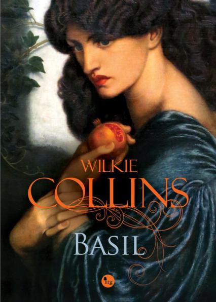 Basil Basil - Wilkie Collins | okładka