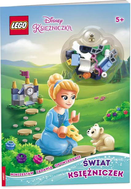 Lego Disney Księżniczka Świat Księżniczek LNC-6101 -  | okładka