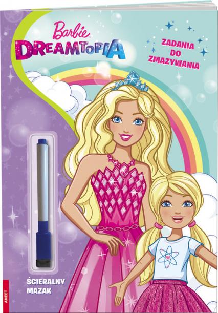 Barbie Dreamtopia zadania do zmazywania PTC-103 -  | okładka