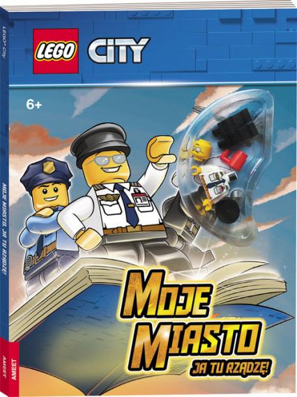 Lego City Moje Miasto LNH-11 -  | okładka