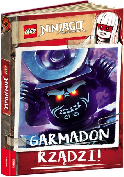 Lego Ninjago Garmadon Rządzi! LKC-701 -  | okładka