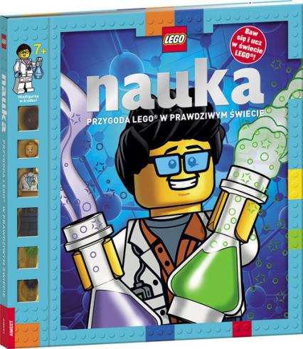 Lego Nauka Przygoda Lego w prawdziwym świecie LIB-8 -  | okładka