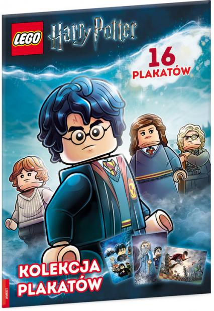 Lego Harry Potter Kolekcja plakatów POB-6401 -  | okładka
