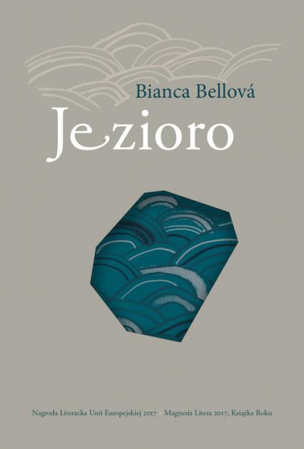 Jezioro - Bianca Bellova | okładka