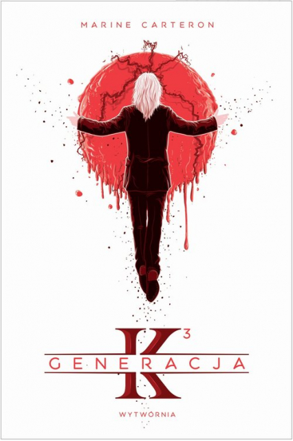 Generacja K Tom 3 - Marine Carteron | okładka