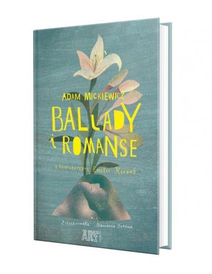 Ballady i romanse - Adam Mickiewicz | okładka