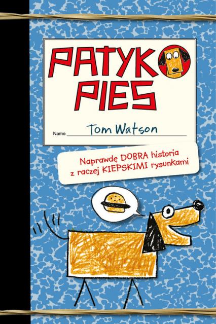 Patykopies - Tom Watson | okładka
