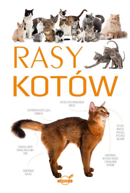 Rasy kotów -  | okładka
