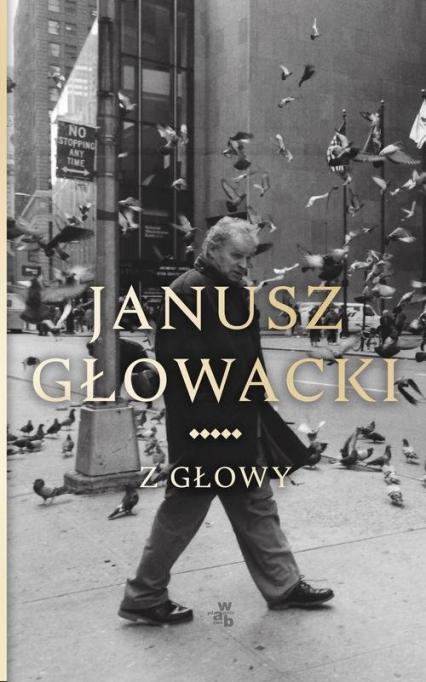 Z głowy - Janusz Głowacki | okładka