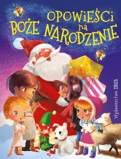 Opowieści na Boże Narodzenie - Agnieszka Nożyńska-Demianiuk   okładka
