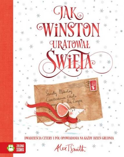 Jak Winston uratował Święta - Smith Alex T.   okładka