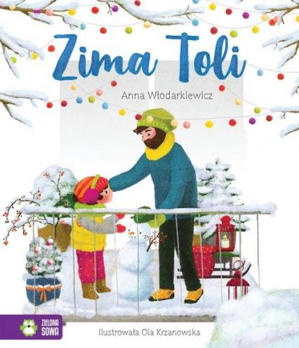 Tola. Zima Toli - Anna Włodarkiewicz | okładka