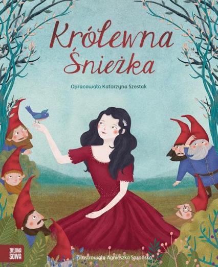 Królewna Śnieżka - Katarzyna Szestak | okładka