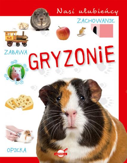 Nasi ulubieńcy Gryzonie -  | okładka