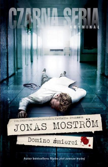 Domino śmierci - Jonas Mostrom | okładka