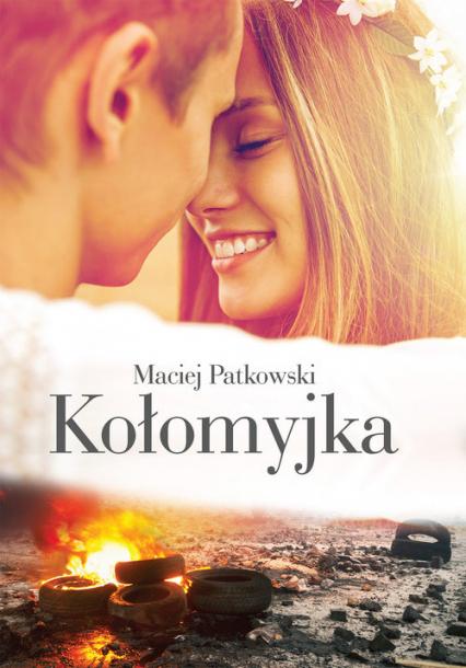 Kołomyjka - Maciej Patkowski | okładka