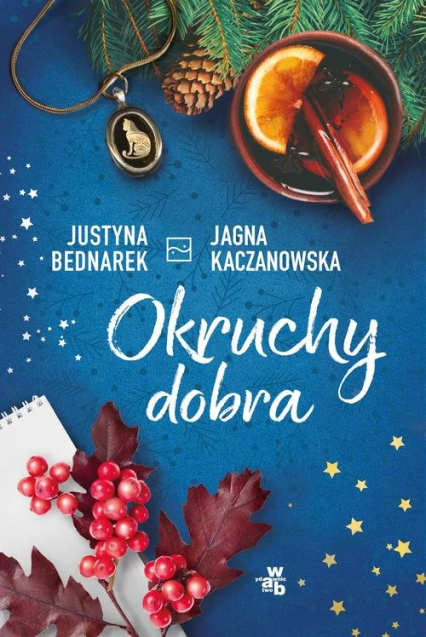 Okruchy dobra - Bednarek Justyna, Kaczanowska Jagna | okładka