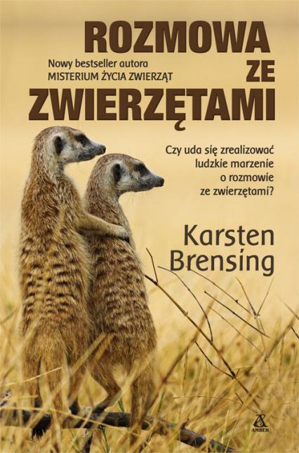 Rozmowa ze zwierzętami - Karsten Brensing | okładka