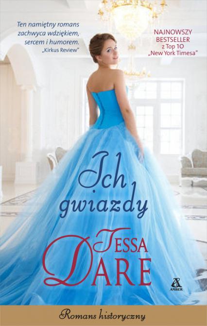 Ich gwiazdy - Tessa Dare | okładka