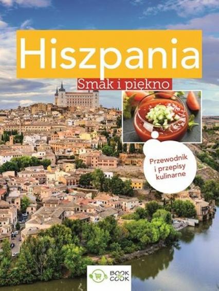 Hiszpania Smak i piękno -  | okładka