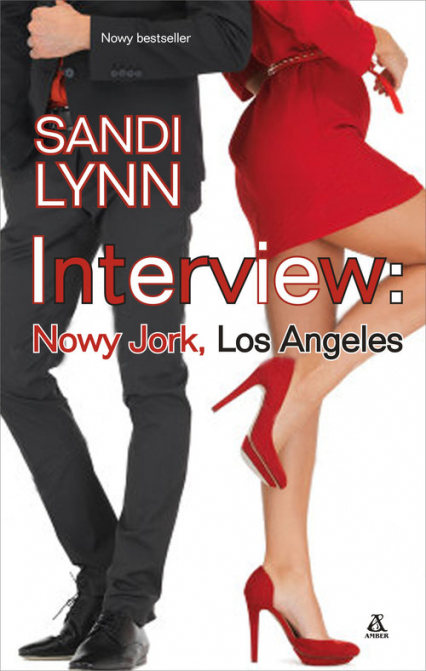 Interview Nowy Jork Los Angeles - Lynn Sandi | okładka