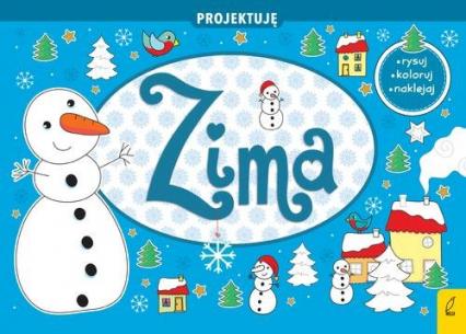 Projektuję Zima -  | okładka