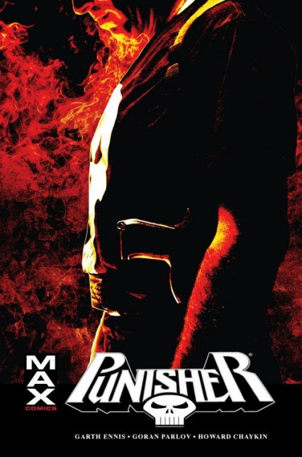 Punisher Max Tom 5 - Garth Ennis | okładka