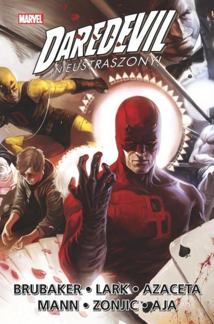 Daredevil Nieustraszony Tom 6 - Brubaker Ed, Rucka Greg | okładka