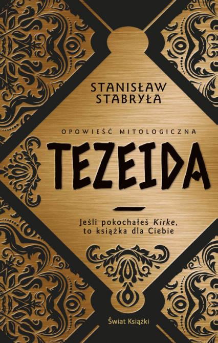 Tezeida - Stanisław Stabryła | okładka